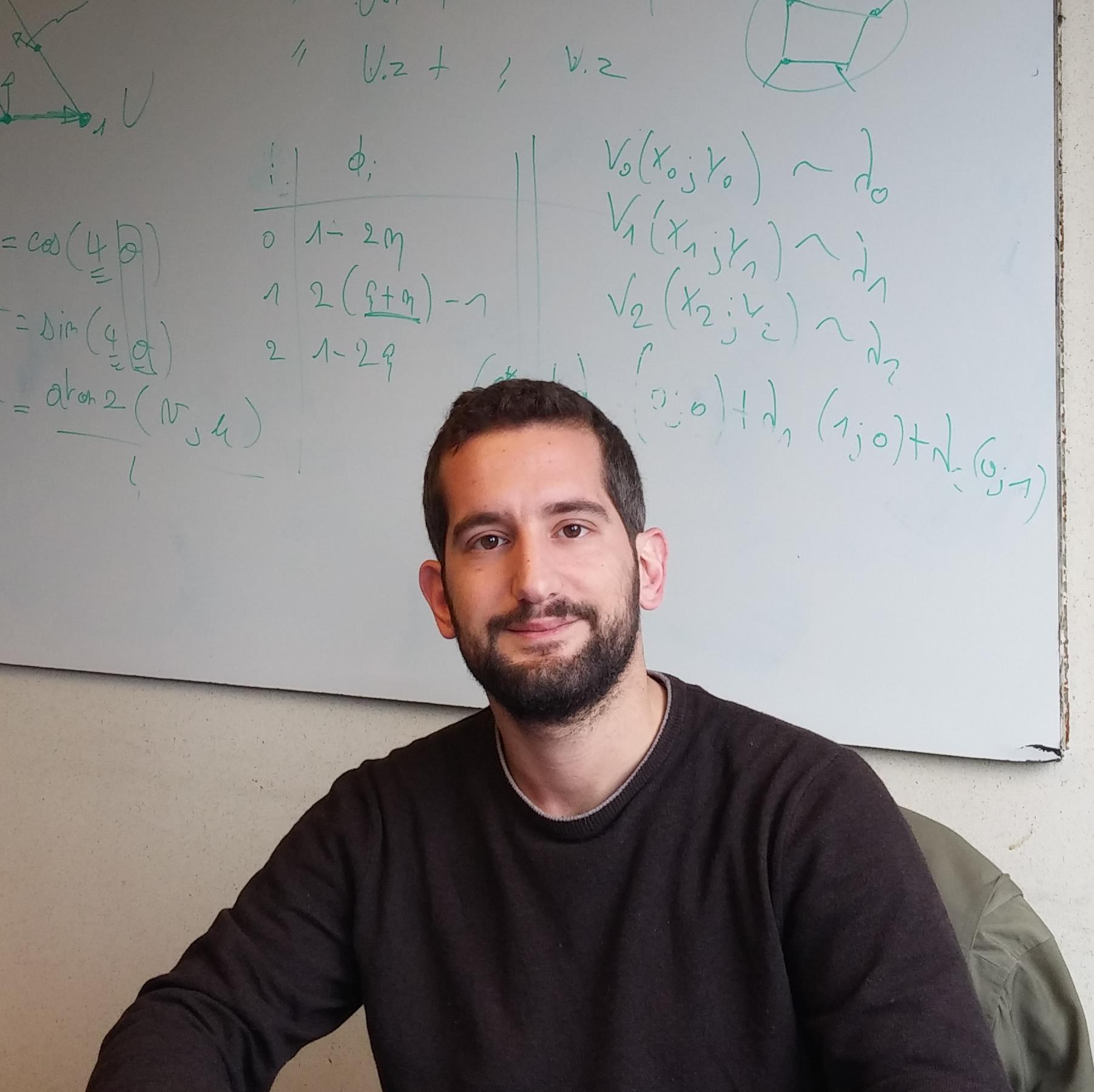 Christos Georgiadis : PhD Student